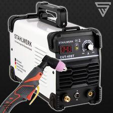 PLASMA CUTTER - STAHLWERK CUT 40 ST INVERTER / Cutting power up to 10 mm