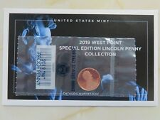 2019 W West Point Proof Lincoln Cent Penny  Sealed with Envelope