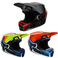 Fox Racing V3 RS Wired Helmet DOT ECE Certified MIPS Offroad MotoX Protection
