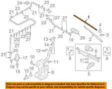 VW VOLKSWAGEN OEM 12-18 Passat-Wiper Blade Left 561955425