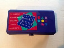 90's Vintage CABOODLES #2605 Mini Travel Cosmetic Jewelry Organizer