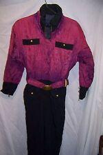 Vintage Bogner One Piece Snow Ski Suit, Womens 8