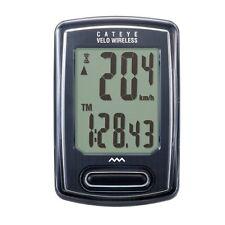 CATEYE Bike Digital Computer Speedometer Bicycle Wireless Black 8 Functions