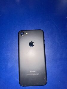 🔥 OEM Replacement Back Housing Frame Matte Black Cover Fits Apple iPhone 7 🔥🔥