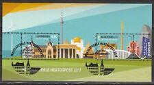 2017 Nederland Blok 172 Luxemburg blok 39 Multilaterale gestempeld cat wrd €8,70