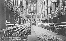 Br33686 London Westminster Abbey Processional Carpet england