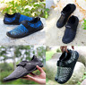 Men Quick-Dry Water Shoes Lightweight Aqua Socks For Beach Pool Surf Exercise