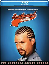 Eastbound  Down: The Complete Second Season 2 (Blu-ray Disc, 2011) + Slipcover