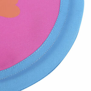 Dog Flying Plate Toy Pet Interactive Dogs Puppy Flying Disc Toy Outdoor Play Toy