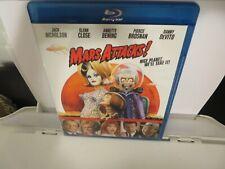 Mars Attacks (Blu-ray 2010)