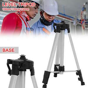 Adjustable Aluminum Alloy Tripod Level Stand For Laser Level Measuring Tool UK