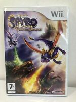 Wii & Wii U - The Legend Of Spyro Dawn Of The Dragon **New & Sealed** UK Stock