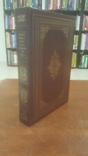 The Harvard Classics English Essays Luxury Hardcover Gilt Pages Nubbed Spine