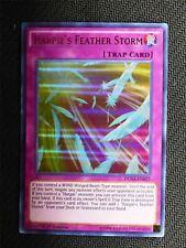 Harpies Feather Storm - DUSA - Super Rare - Yugioh Card # 1H71