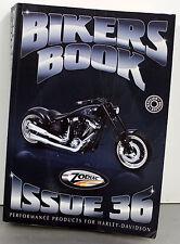 Zodiac bikers Book 2007 2008 Issue 36 Harley Davidson Performance Parts