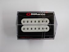 DiMarzio Titan 7 String Neck Humbucker White W/Chrome Poles DP 713
