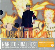 ANIMATION OST NARUTO FINAL BEST-JAPAN CD+DVD JAPAN CD
