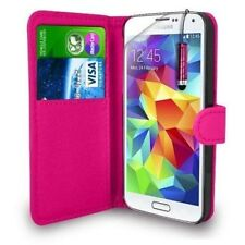 Best Premium Leather Book Case Wallet Cover For Samsung Galaxy Ace S5830 S5839