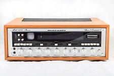 MARANTZ 4400 AM/FM QUAD RECEIVER RECENTLY SERVICED NEW WOOD CABINET