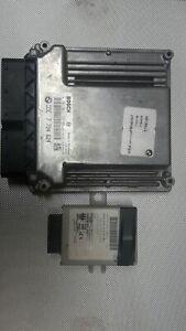 BMW E46 M47 2.0 DIESEL 0281011122 ECU SET DDE7794624