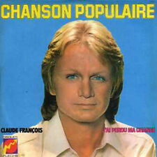 CD Single Claude FRANCOIS Chanson populaire 2-TRACK CARD SLEEVE
