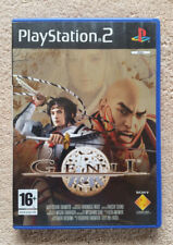 not for resale . promo only . press édition / genji PS2