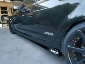 Holden Commodore VE & VF Side Skirt Extensions