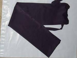 Ecotak Lycra Rugless Tail Bag - Plum Ecotak