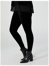 MarlaWynne WynneLayers Velvet Leggings Black Size XL