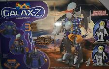 ZOOB Galax-Z Zoobotron 409 Pieces Set W/ Movable Joints