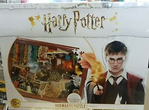 Wizarding World 1000 piece Harry Potter Hogwarts Jigsaw Puzzle: Ages 10+