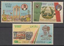 Oman 1986 ** Mi.300/02 Sultan-Qabus-Universität Sultan Qaboos University