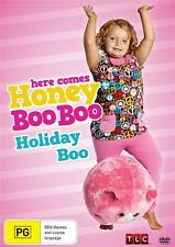 Here Comes Honey Boo Boo - Holiday Boo (DVD, 2014) NEW & SEALED ~ FAST SHIPPING