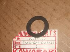 *KAWASAKI NOS - OIL TANK CAP GASKET - KV75 - MT1 - 92065-079