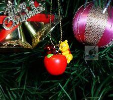 *D15 Decoration Ornament Home Christmas Party Tree Decor Bear Winnie Pooh