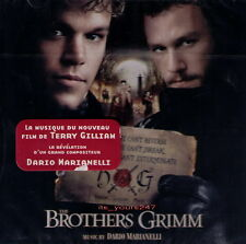 The Brothers Grimm - Original Soundtrack [2005] | Dario Marianelli | CD NEU