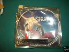 HARLEY DAVIDSON FLHRI STEELBRAIDED THROTTLE CABLE #DS-2322