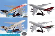 45cm Airbuse A380 Qantas, Singapore, Etihad , Emirates  Soled Risen