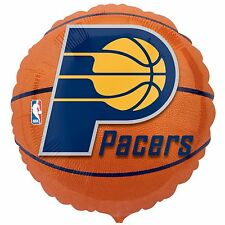 Indiana Pacers Basketball  Foil Balloon Licensed Tailgate Birthday Party