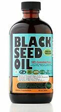100% Pure Cold-Pressed Black Seed Oil 8 oz.(sweet sunnah)