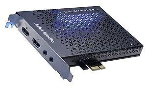 Avermedia GC570 Live Gamer Hd 2 Pci Ctlr Express X1 Gen 2