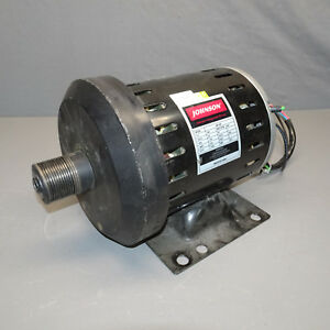 Johnson Motor JM11-001  3HP 3PH 230VFrom MATRIX Treadmill