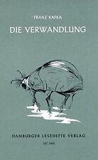 Die Verwandlung von Kafka,  Franz | Buch | Zustand gut