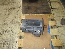 WAT AC Motor Q2EFA132N2AH 10HP 2930/3505RPM's 380/440V 50/60Hz Used