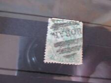 timbre stamp TASMANIE OBLITÉRÉ AVEC CHARNIÈRE