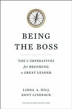 BEING THE BOSS The 3 Imperatives for Becoming a Great Leader HARDCOVER Harvard