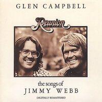 NEW Reunion: Songs Of Jimmy Webb (Audio CD)