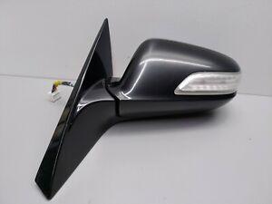 ACURA TL 2007-2008 LEFT DRIVER SIDE MIRROR OEM BLACK