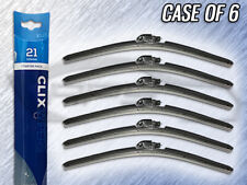 "AUTOTEX CLIX 21"" WIPER BLADE - CLIX-21 - CASE OF 6 - REPLACES IN 10 SECONDS"