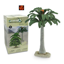 More details for cycad tree model 12 inch prehistoric scenery by collecta 89332 brand new